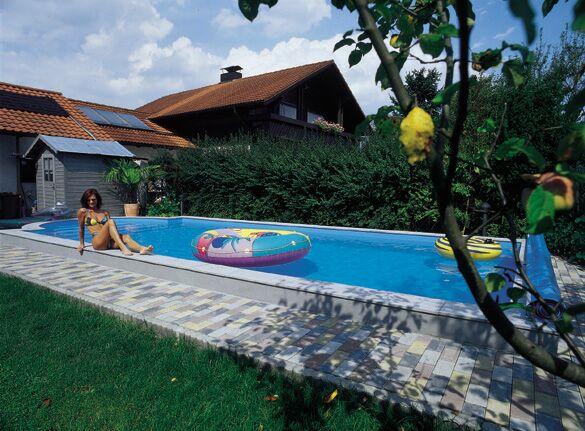 Isostone schwimmbad bausystem bildergalerie for Poolrand gestalten